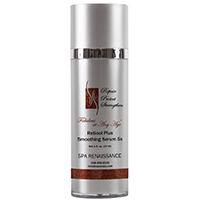 retinol plus smoothing serum 5x